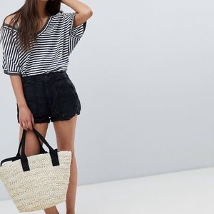 Free People Shorts - NWT FP Beacon Utility Shorts